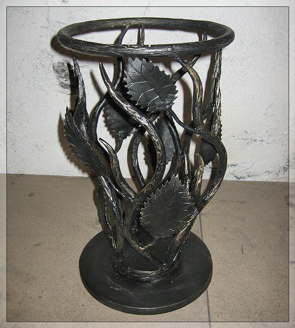 Brubeck кованная ваза для цветов холодных погодных условий